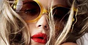 no more hiding under eye circles behind sunglasses